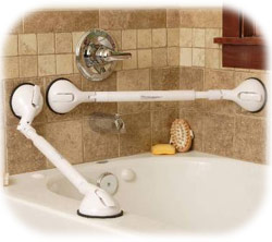 Bathtub Rails And Grab Bars Aid ...