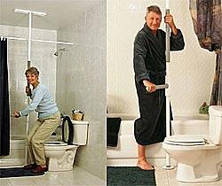 Toilet Assistance For Elderly