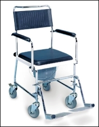 Commodes Provide Handicap Accessibility and Privacy