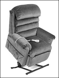 Chair With Lift Assistance recliner lift chairs improve mobility, safety and comfort in the