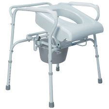 Toilet Commodes   Handicapped Equipment