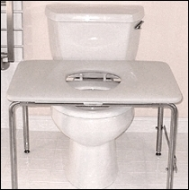 Wheelchair Toilet | Handicapped Equipment