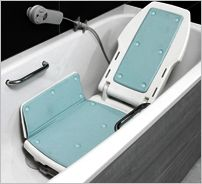 Bathtub Lowering Device | Handicapped Equipment