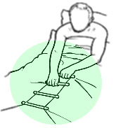 Handicapped Equipment Bedroom Grab Bars
