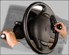 Car Handicap Hand Control