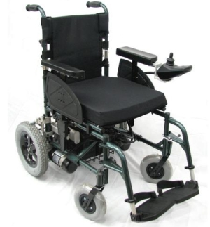 handicapped-power-wheelchair