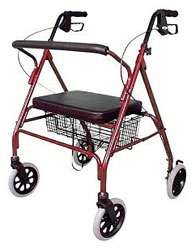 Large Bariatric Walkers