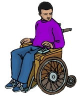 motorized-wheelchair-male