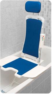 Powered Bathtub Lifts Handicapped Equipment