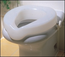 Tremendous Recommended Toilet Seats After Surgery Handicapped Equipment Inzonedesignstudio Interior Chair Design Inzonedesignstudiocom