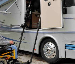 Handicapped Equipment Rvs And Motorhomes For Disabled Persons
